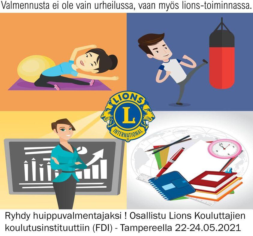 FDI instituutti Suomessa