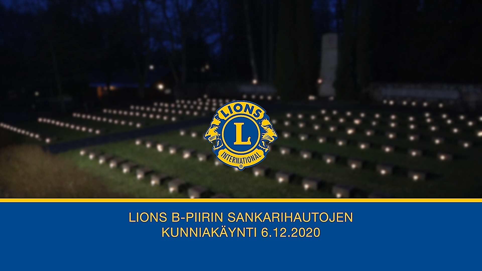 Video: Itsenäisyyspäivän kunniakäynti Espoon tuomiokirkon sankarihaudoille